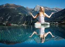 Referenzen - unsere Kunden STOCK Resort Yoga am Pool